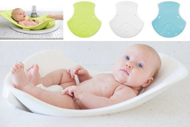 articles pratiques pour le bain de b b consommation th matiques sp ciales. Black Bedroom Furniture Sets. Home Design Ideas