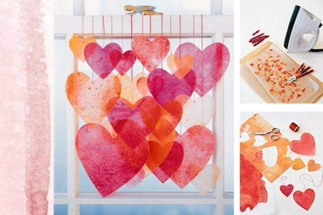 Bricolages pour la saint valentin page 6 loisirs bricolage projets et exp riences - Bricolage st valentin ...