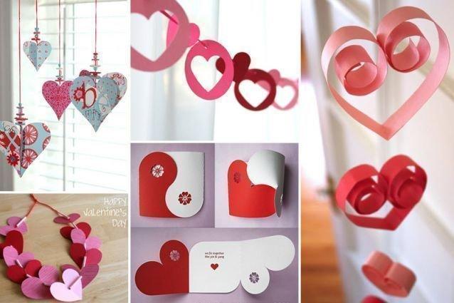bricolage maternelle st valentin. Black Bedroom Furniture Sets. Home Design Ideas