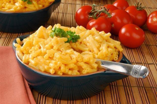 macaroni au fromage. Black Bedroom Furniture Sets. Home Design Ideas