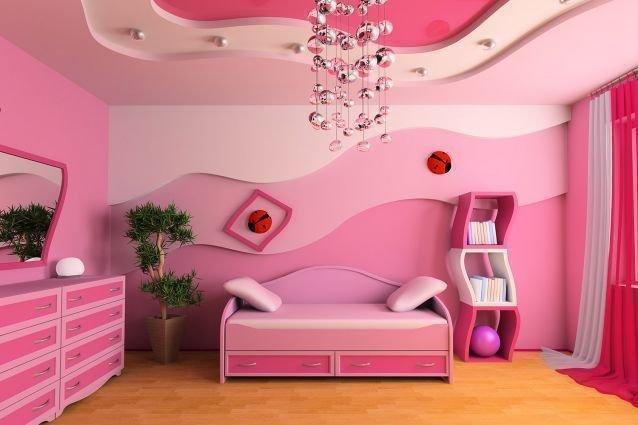 12 idées pour décorer une chambre d\'enfant - Loisirs - Décoration ...