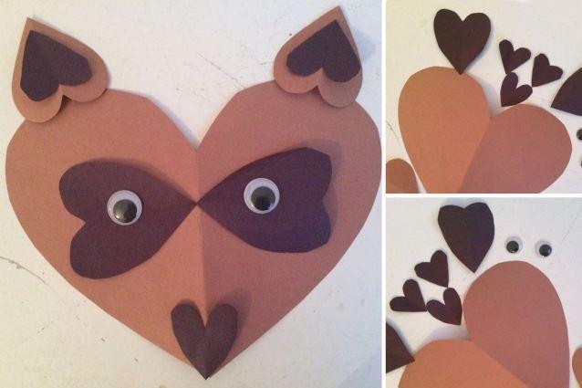 Un raton lover - Bricolage st valentin ...