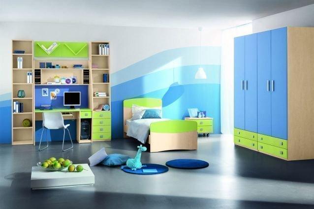 Des chambres d\'enfants colorées - Loisirs - Décoration intérieure ...