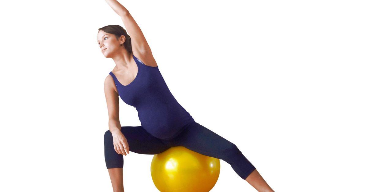 Top Le ballon d'exercices prénatals - Grossesse/Maternité - Bien-être  GN09