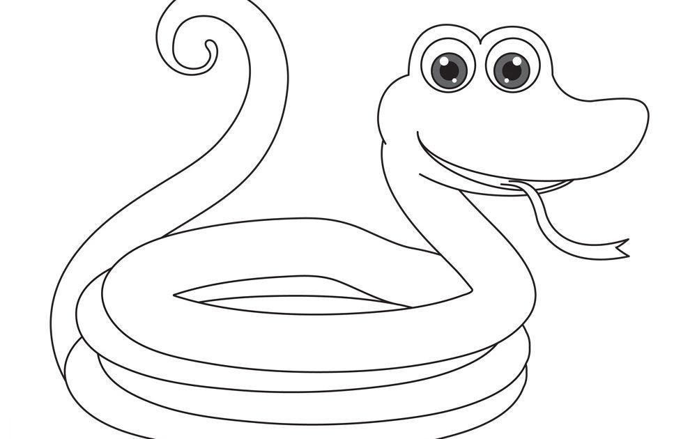 Dessin d 39 un serpent activit s coloriage et jeux en ligne coloriage - Dessin d un crapaud ...
