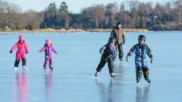 Le patin glace loisirs sports for Patinoir exterieur