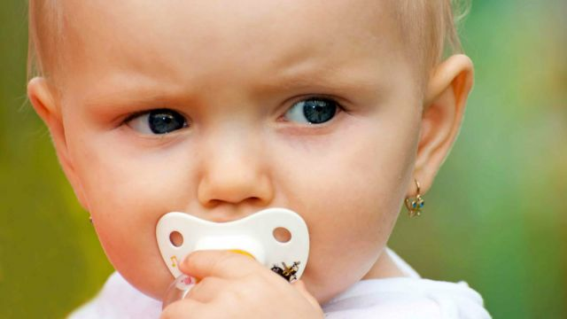 Boucles d'oreilles or bebe 2 ans