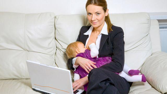 L allaitement et le retour au travail allaitement trucs et conseils - Retour des couches pendant allaitement ...