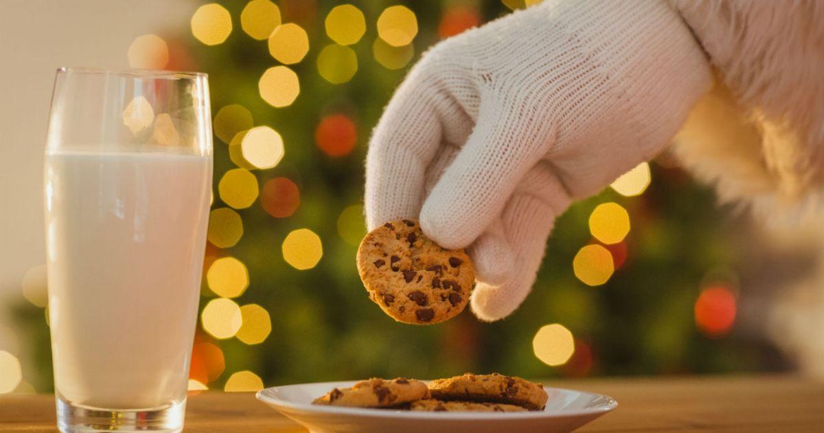 10 biscuits pour le p re no l alimentation recettes - Oui oui et le pere noel ...