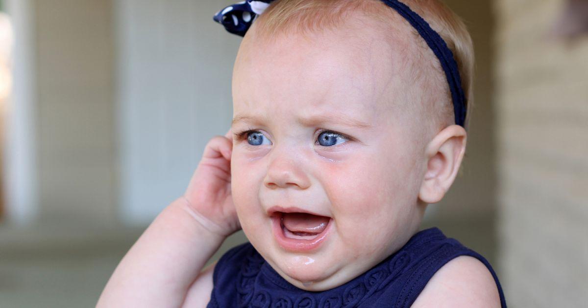 Mon enfant a peur du bruit b b 13 36 mois psycho for Peur du nombre 13