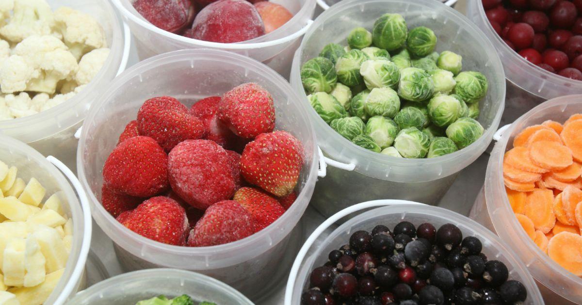 la cong lation des fruits et l gumes alimentation fruits et l gumes. Black Bedroom Furniture Sets. Home Design Ideas