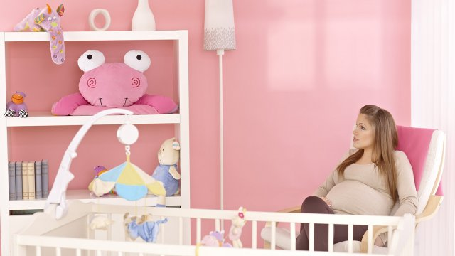 d corer la chambre de b b loisirs d coration int rieure. Black Bedroom Furniture Sets. Home Design Ideas