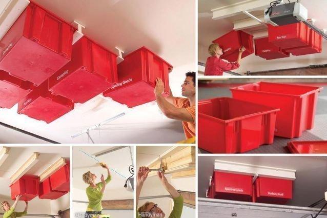 projet de bacs au plafond. Black Bedroom Furniture Sets. Home Design Ideas