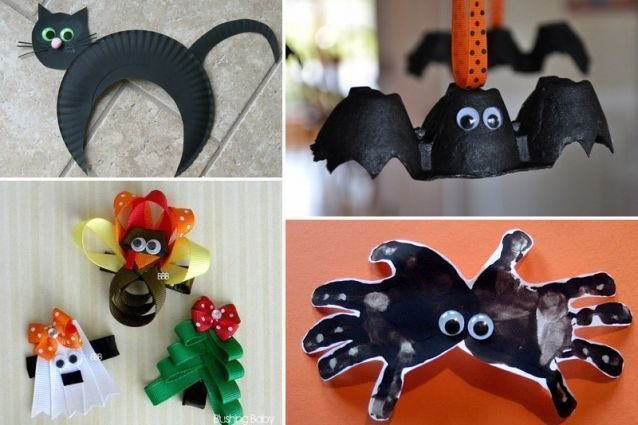 bricolage halloween. Black Bedroom Furniture Sets. Home Design Ideas