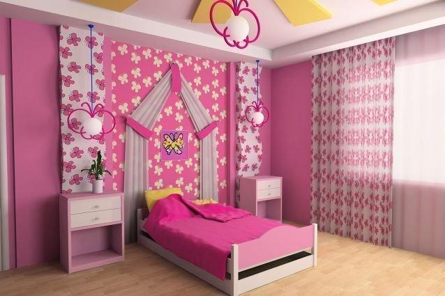 12 Idées Pour Décorer Une Chambre D'enfant Loisirs Décoration