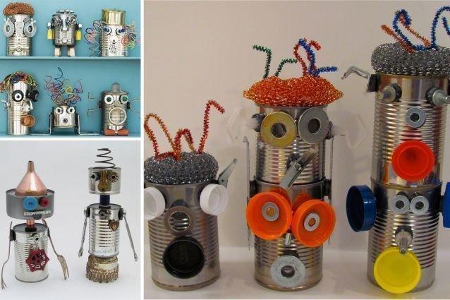 robots. Black Bedroom Furniture Sets. Home Design Ideas