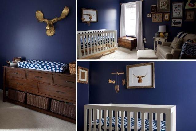 8 belles chambres de bébé garçon - Page 7 - Loisirs - Décoration ...