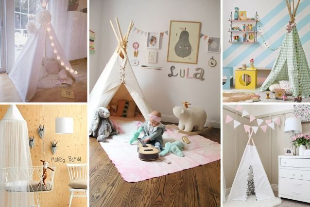 Les petites maisons - Decorer une chambre bebe ...
