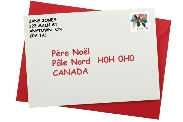 Faut Il Un Timbre Pour La Lettre Au Pere Noel.Le Bureau De Poste Du Pere Noel Page 8 Activites