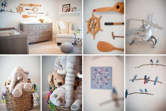 8 belles chambres de bébé garçon - Loisirs - Décoration intérieure ...