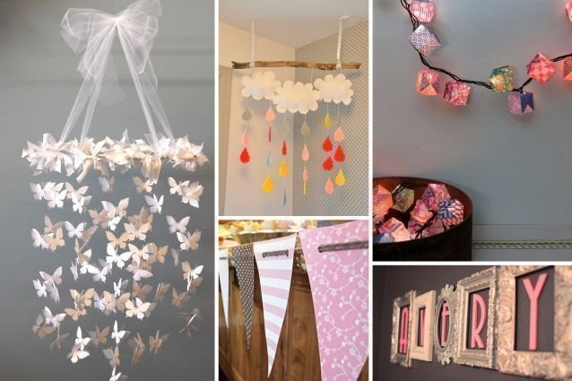 Idées géniales pour décorer la chambre de bébé - Page 2 ...