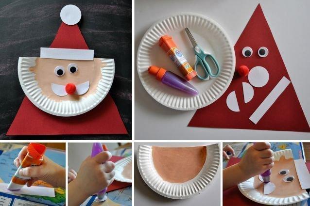Bricoler Des Pères Noël Loisirs Bricolage Projets Et