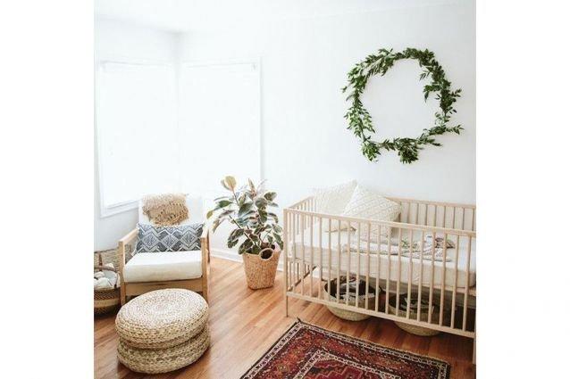 Decorer La Chambre De Bebe Avec Des Plantes Loisirs
