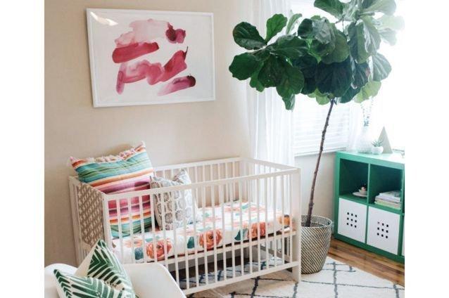 Decorer La Chambre De Bebe Avec Des Plantes Page 5