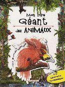 Mon Livre Geant Des Animaux Livres Cd Dvd Enfants