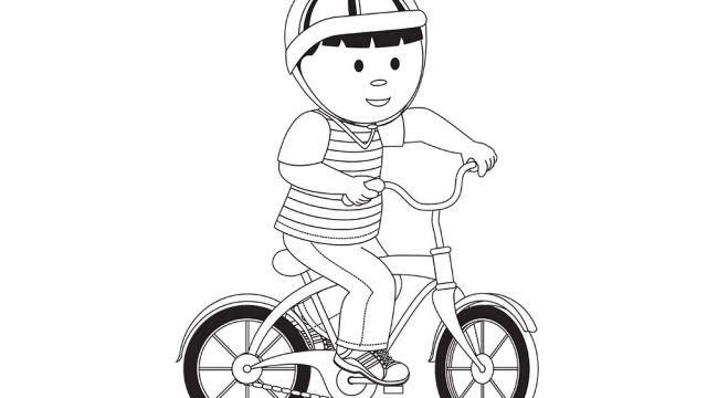 Avec la collaboration de ziraf nous vous offrons quelques - Dessin bicyclette ...