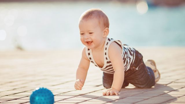partir en vacances avec bébé de 6 mois