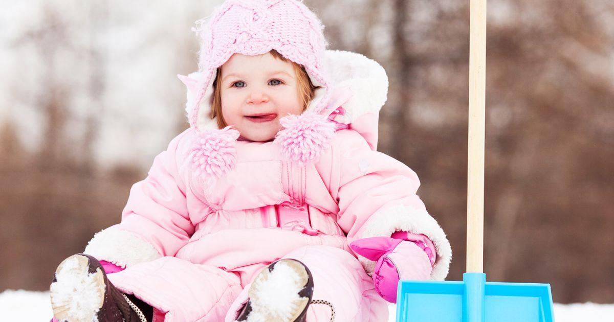 Bébé en hiver - Bébé - 0-12 mois - Soins de bébé