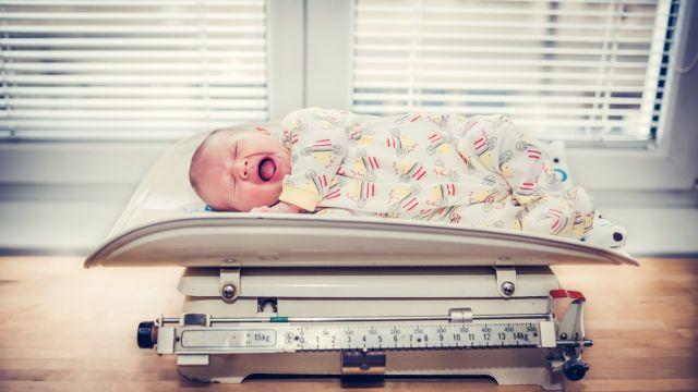 Bébé perd du poids après sa naissance et vous voilà inquiète  Boit-il  suffisamment  Est-il malade  Le poids des nourrissons est souvent l objet  de bien des ... f5c791ca087