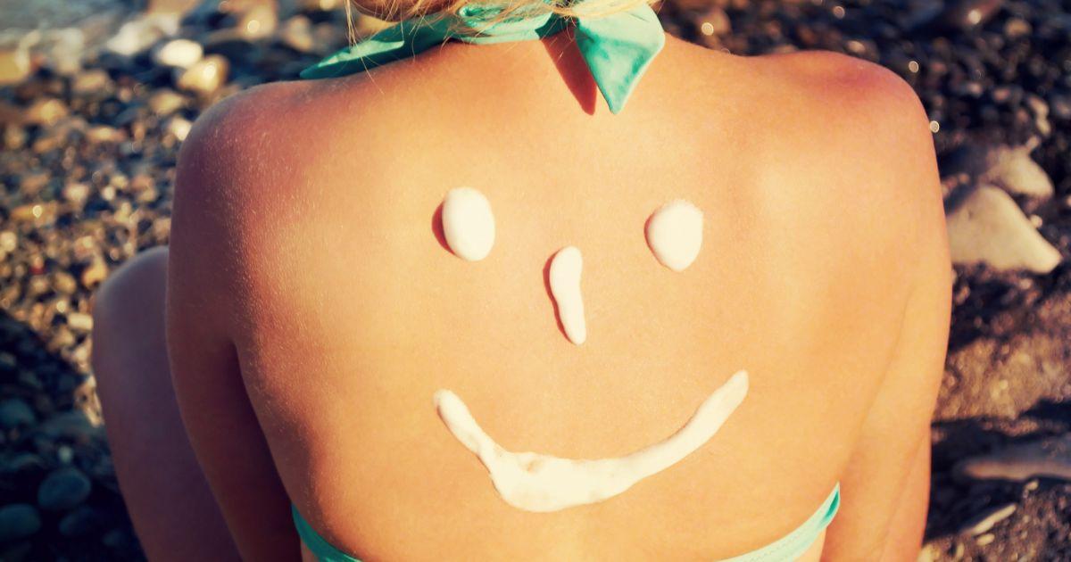 Soigner un coup de soleil vacances printemps et t - Comment soigner coup de soleil ...