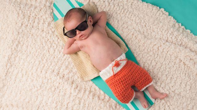 Bébé a chaud lui aussi! - Bébé - 0-12 mois - Vacances et activités ...