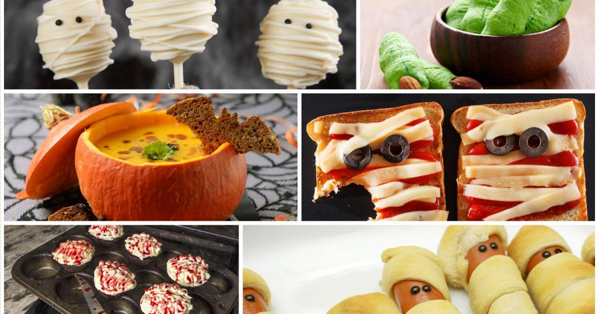 13 Idees De Plats Pour L Halloween Activites Grandes Fetes