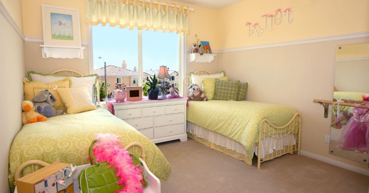 Chambre à plusieurs enfants - Loisirs - Décoration intérieure ...