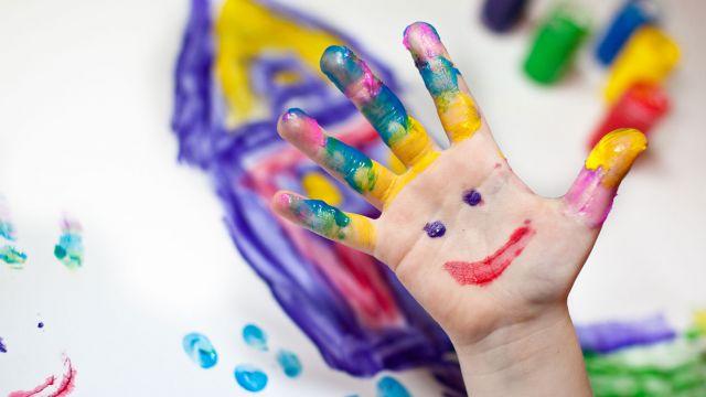 Peinture à Doigts Non Toxique Loisirs Bricolage Projets