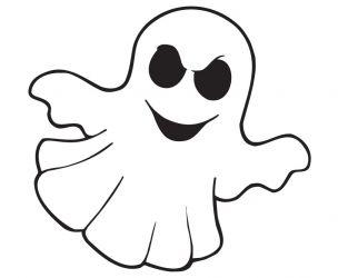 Activit s coloriage et jeux en ligne - Coloriage halloween fantome ...