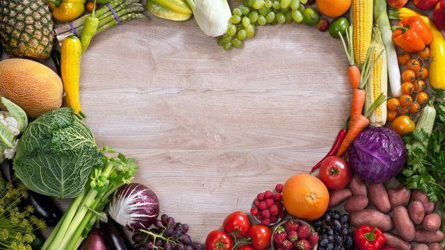 fruits et lgumes